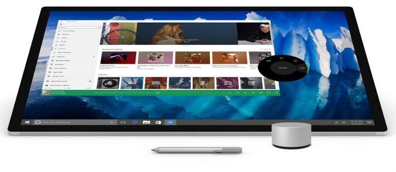 Microsoft анонсировала моноблочный компьютер Surface Studio со сверхчётким дисплеем и ценником от $2999