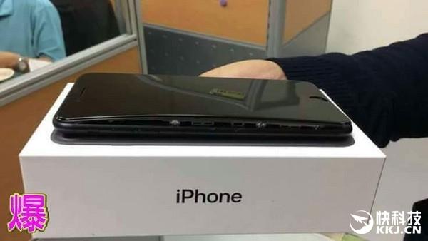 В смартфонах Apple iPhone 7 Plus также встречаются проблемные батареи