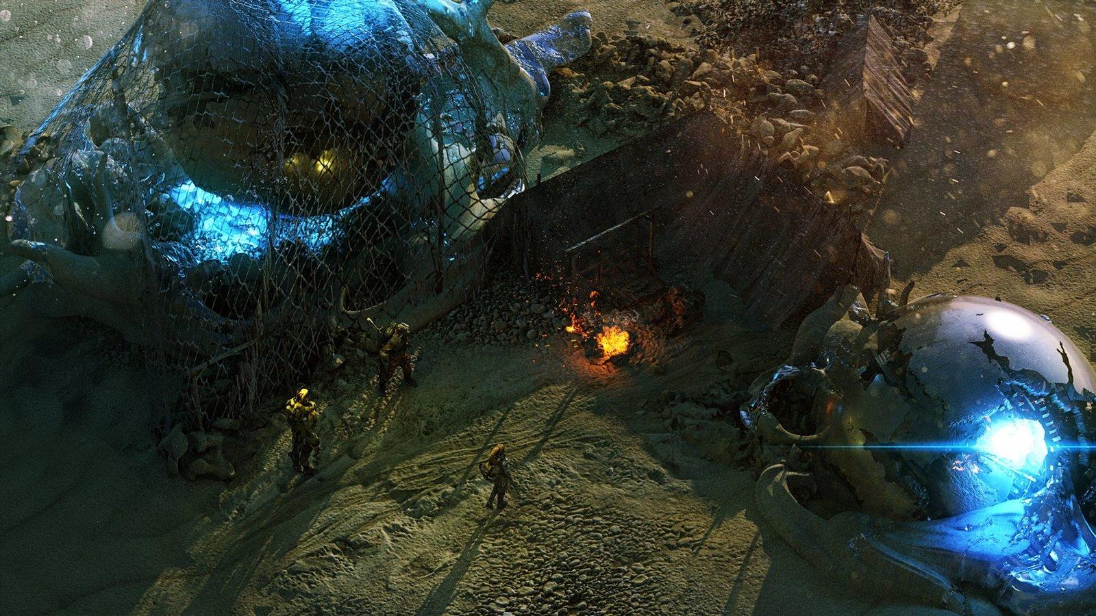 Сбор средств напродолжение культовой игры Wasteland занял три дня