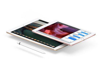 В следующем году Apple может выпустить сразу три новых планшета iPad Pro, включая mini-версию