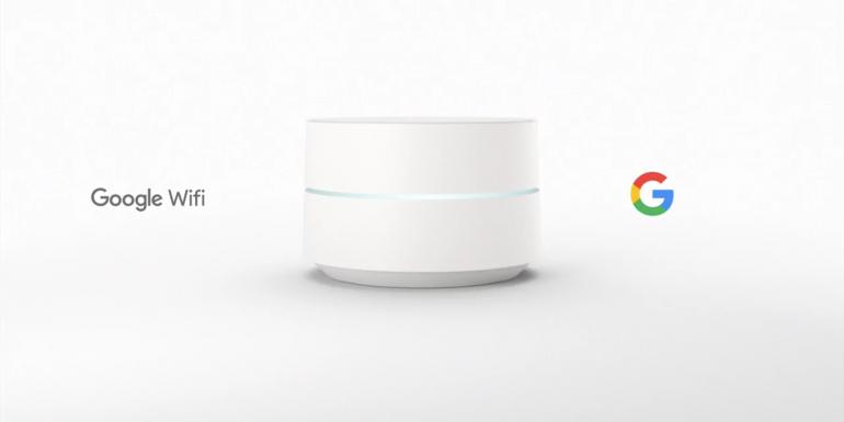 Google представила Wifi — свой ответ Eero и другим маршрутизаторам для ячеистых сетей