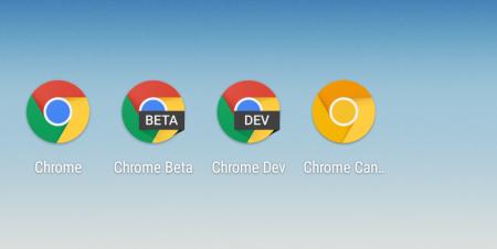 Экспериментальный браузер Chrome Canary теперь доступен и на Android