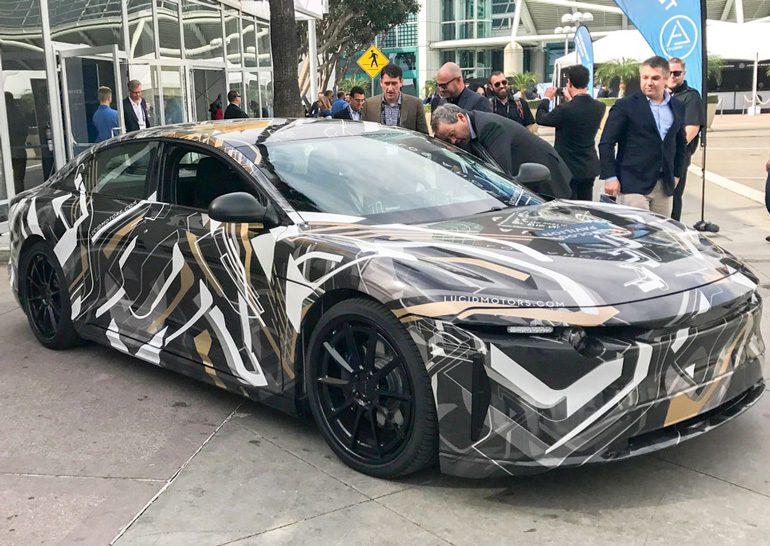 Lucid Motors построит в Аризоне завод за $700 млн и запустит производство электромобилей в 2018 году