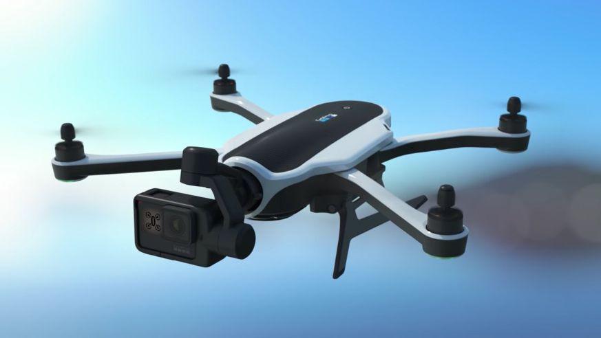 GoPro отзывает свои дроны Karma из-за сложностей спитанием