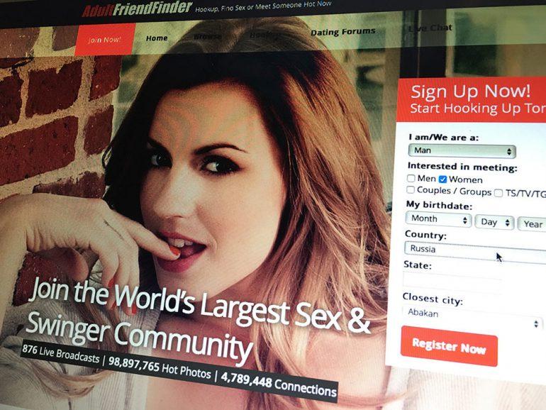 Хакеры украли данные 340 миллионов аккаунтов с сайта для поиска сексуальных партнеров AdultFriendFinder