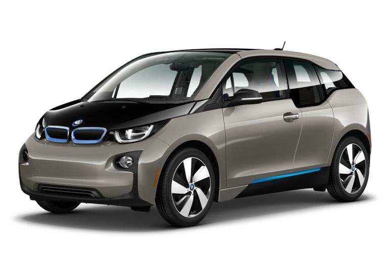 Reuters В 2017 году BMW выпустит обновлённую версию электромобиля i3 с увеличенным запасом хода