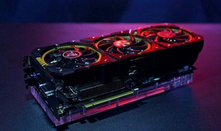 Видеокарта Colorful iGame GTX 1080 Kudan оснащается гибридной системой охлаждения и занимает четыре слота