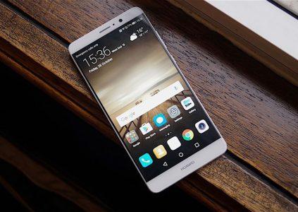Представлен 5,9-дюймовый смартфон Huawei Mate 9 и его люксовая версия Porsche Design Mate 9 стоимостью €1395