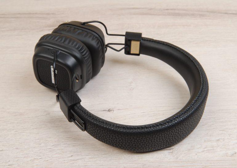 Обзор беспроводных наушников Marshall Major II Bluetooth