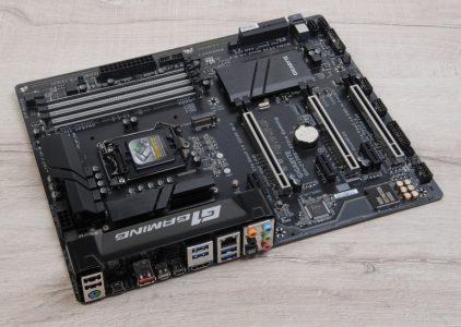 Thunderbolt 3 и USB Type-C на 100 Вт: обзор материнской платы GIGABYTE GA-Z170X-Ultra Gaming