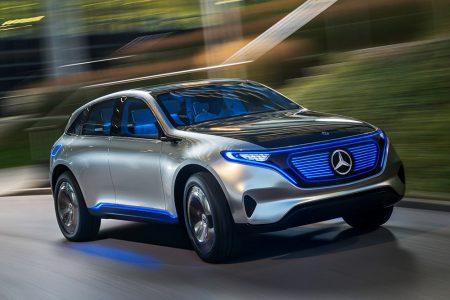 Mercedes вложит 10 млрд евро в разработку десяти электромобилей к 2025 году