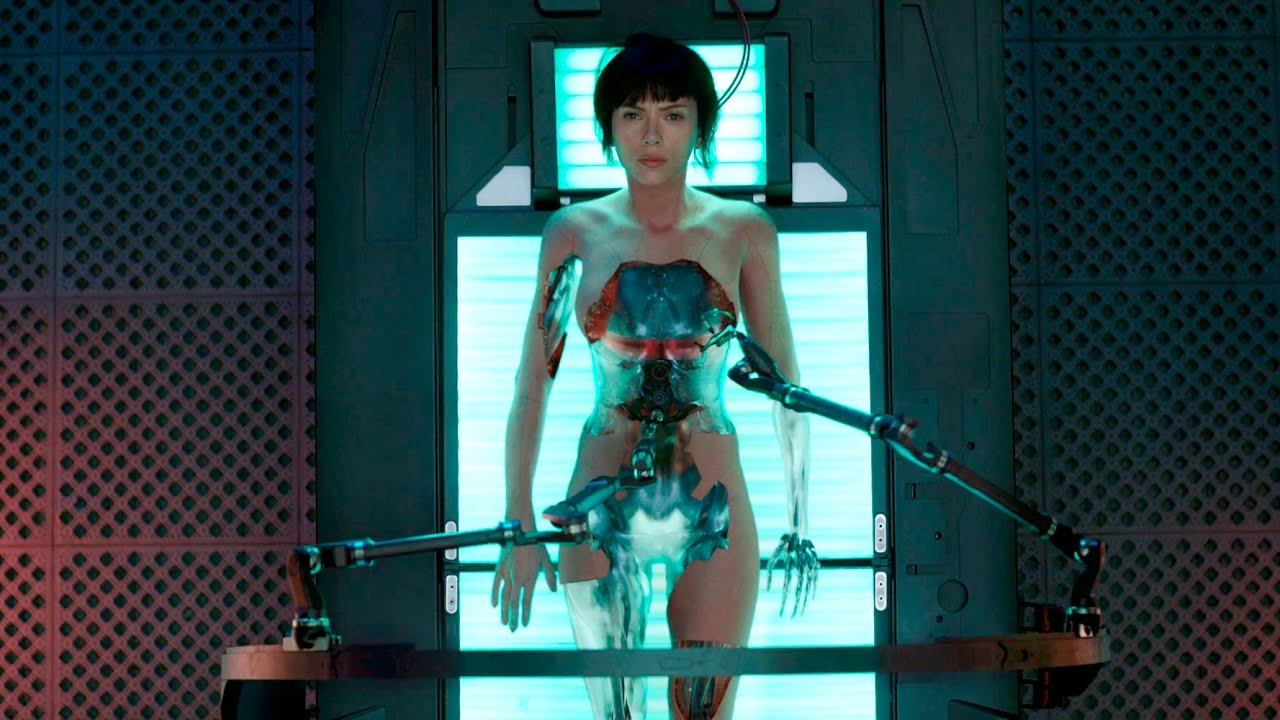 Призрак в доспехах (Ghost in the Shell 2017)