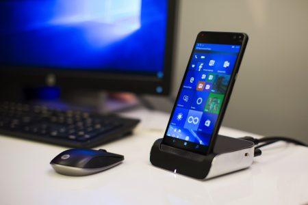 Грядущий потребительский смартфон HP с ОС Windows 10 будет нацелен на средний сегмент