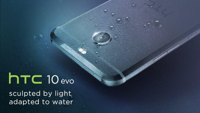 HTC 10 evo — международная версия смартфона HTC Bolt