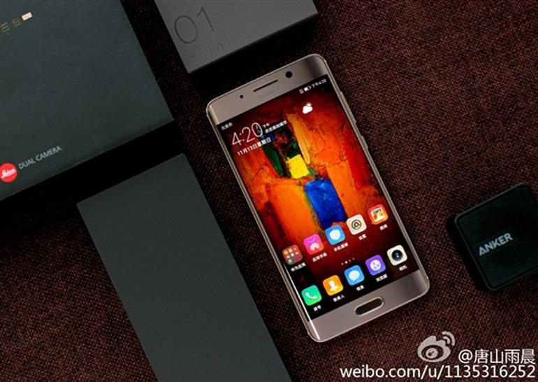 Инсайдеры показали Huawei Mate 9 Pro доанонса