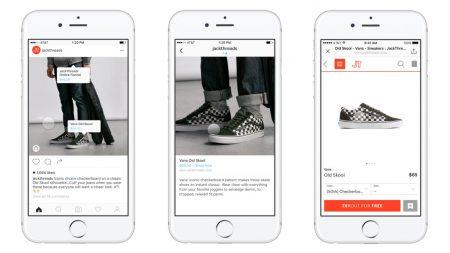 Instagram представил «торговые теги» (shopping tags), с помощью которых можно купить товары с фото прямо в приложении