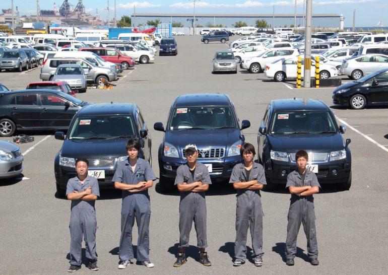 Вместо утилизации старые японские автомобили будут отправлять в Россию для переделки в электромобили