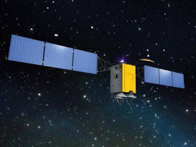Первый украинский телекоммуникационный спутник «Либідь» запустят в следующем году