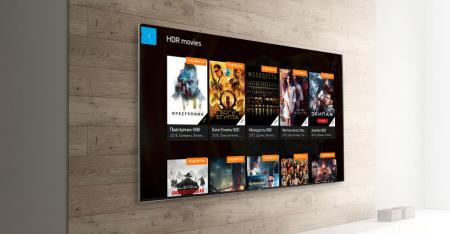 MEGOGO начал показывать HDR-контент, пока всего 10 фильмов и только на совместимых телевизорах LG