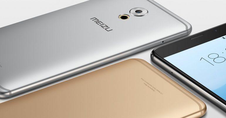 Флагман Meizu Pro 6 Plus получил процессор Exynos 8890, Quad HD дисплей и многофункциональную кнопку Home