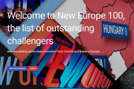 Сразу пять украинцев попали в Топ 100 инновационных лидеров Европы New Europe 100