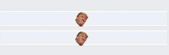 Створено плагін для Chrome, який блокує повідомлення про Трампа в Facebook