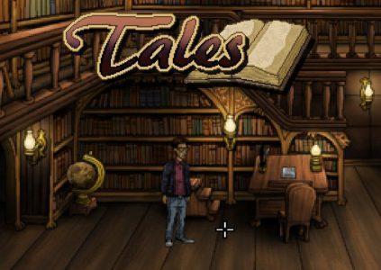 Tales: мифы и легенды народов мира в крупных пикселях