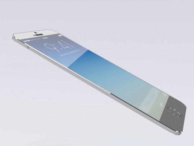Слухи обiPhone 8 информируют о беспроводной зарядке обновленного поколения