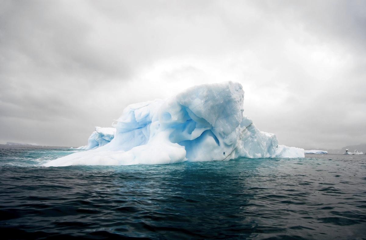 Изменения климата: ВАрктике потеплело на20 градусов