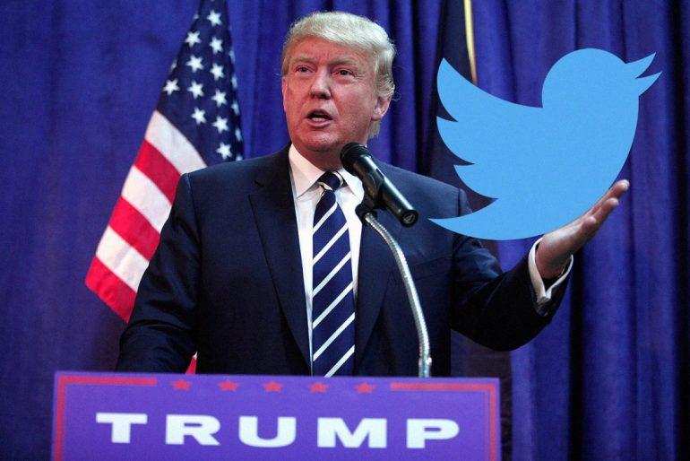 Американские СМИ склоняются к тому, чтобы считать сообщения Дональда Трампа в Twitter официальными заявлениями