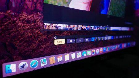 Touché — программная реализация сенсорной панели нового MacBook Pro