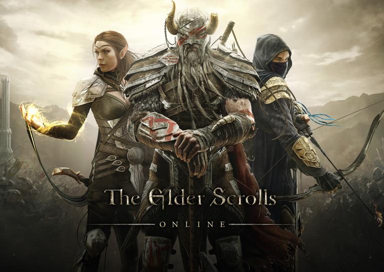 Трейлер PS4 Pro-версии The Elder Scrolls онлайн