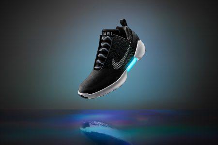 Кроссовки с автоматической шнуровкой Nike HyperAdapt 1.0 оказались существенно дешевле, чем ожидалось