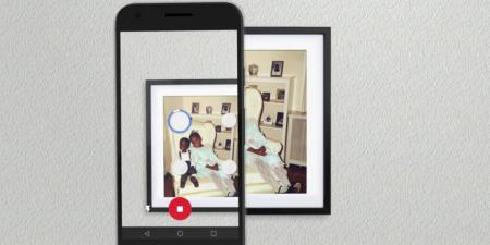 PhotoScan: Новое приложение от Google для умного «сканирования» напечатанных фотографий смартфоном