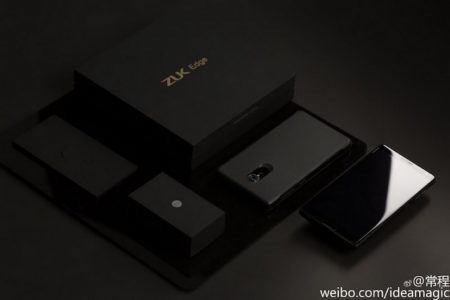 Обновлено: Глава ZUK подтвердил анонс нового флагманского смартфона ZUK Edge на следующей неделе