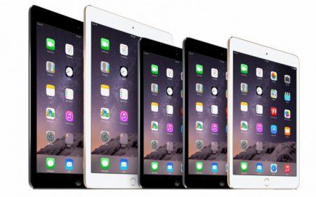Barclays Research: В марте 2017 года Apple представит сразу три новые iPad, включая модель с безрамочным экраном