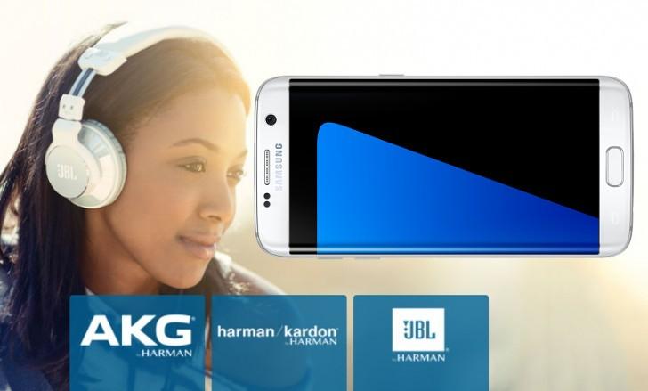 Первый смартфон Samsung Galaxy S, оснащенный аудиоподсистемой Harman, может выйти в 2018 году