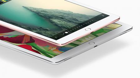 Новый безрамочный планшет Apple iPad может стать первым устройством компании без физической кнопки Home