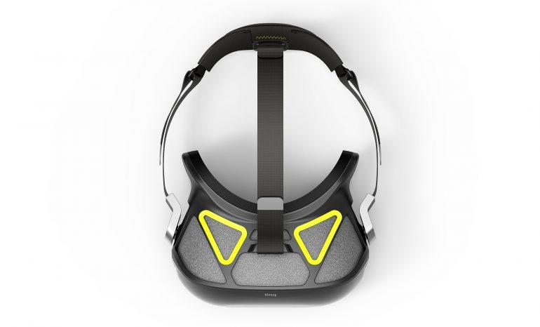 Шлем Stereolabs Linq объединяет реальный и виртуальный миры