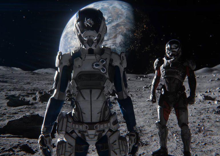Новые подробности и первый полноценный трейлер ролевого экшена Mass Effect: Andromeda