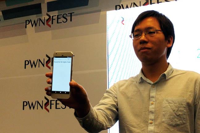 Взломать за 60 секунд: Китайские хакеры взломали смартфон Google Pixel
