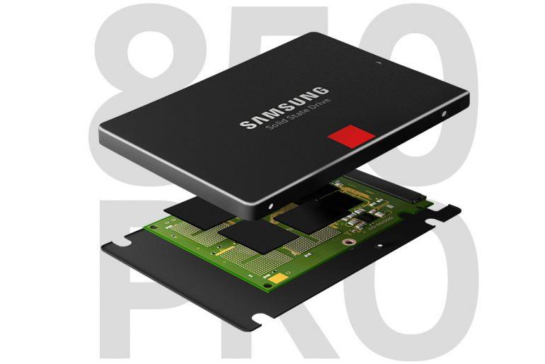 На CES 2017 компания Samsung покажет SSD 850 Pro объемом 4 ТБ