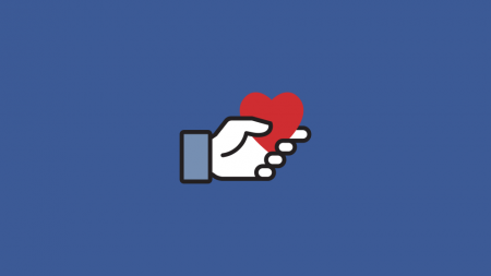 В Facebook добавили кнопку доната