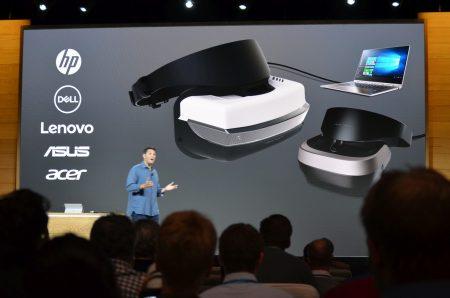 Microsoft обнародовала минимальные системные требования для «народных» гарнитур VR на платформе Windows Holographic