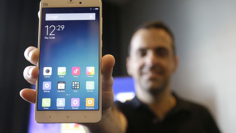 Стало известно отом, что компания Xiaomi незарабатывает напродаже телефонов