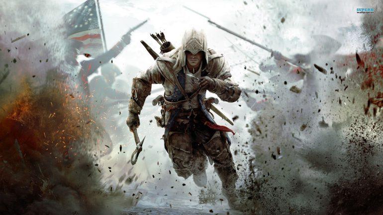 Assassin's Creed 3 станет последней бесплатной раздачей Ubisoft