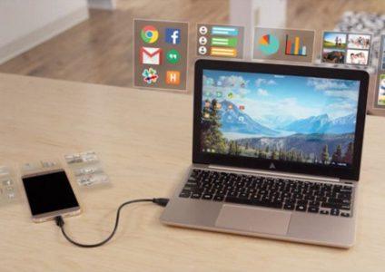 Начало поставок аксессуара Superbook для трансформации смартфона в ноутбук, собравшего почти $3 млн на Kickstarter, перенесено на пять месяцев