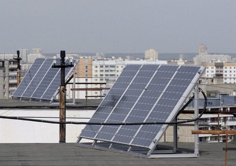 «Укртрансгаз» построит в Боярке 300-киловатную солнечную станцию за $460 тыс.