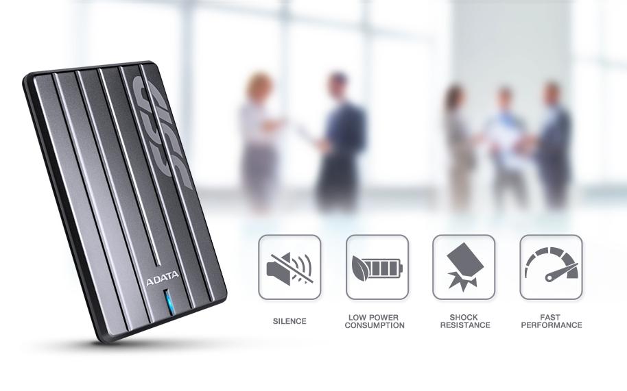 ADATA выпустила SSD Ultimate SU900 набазе 3D MLC NAND