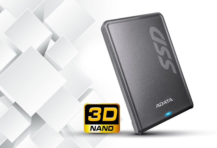 Ultimate SU900: SSD-накопитель набазе 3D MLC NAND отADATA